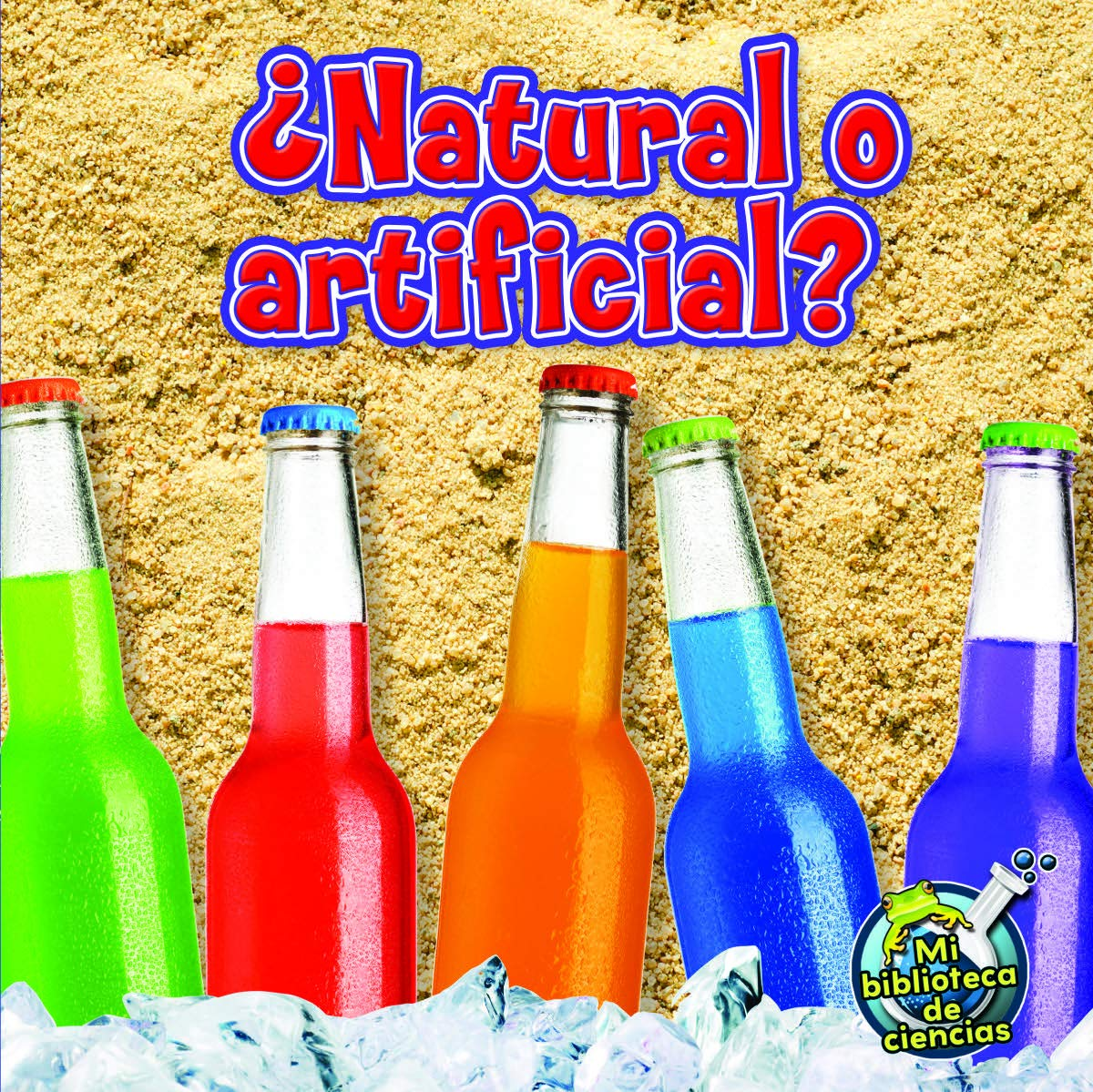 Download Natural o artificial?: Natural Or Man-Made? (My Science Library) PDF