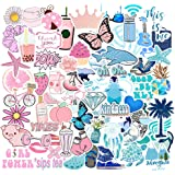 100 PCS Sticker Pack for Laptop Hydroflasks Water Bottles Cool Stickers