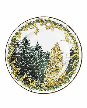 Versace Plato de Navidad a Winter S Night
