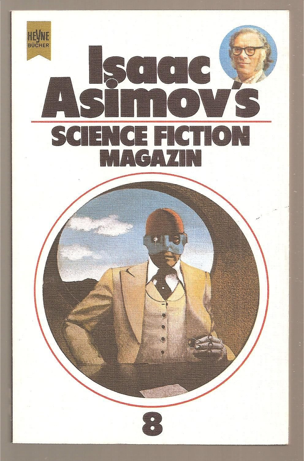 Birgit Reß-Bohusch (Hg.) - Isaac Asimov's Science Fiction Magazin 8. Folge