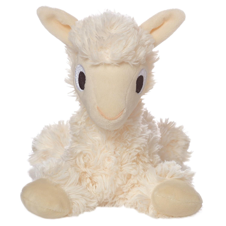 Amazon Com Manhattan Toy Floppies Baby Llama Stuffed Animal Toys