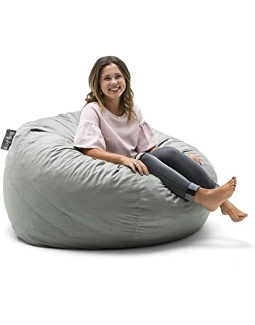 Big Joe Fuf Foam Filled Bean Bag Chair 55fb9d3e00f6d