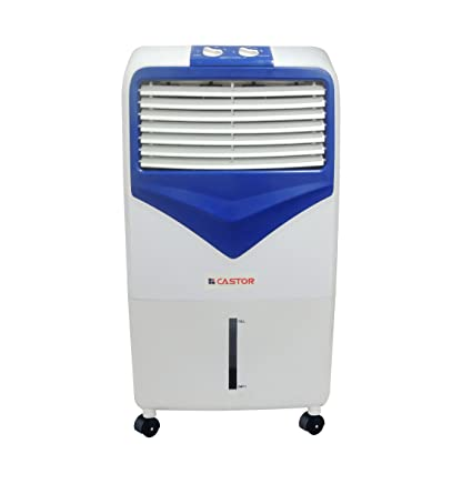 Castor Misty Cool 22-Litre 3 Level Speed Inverter Compatible Personal Cooler - White