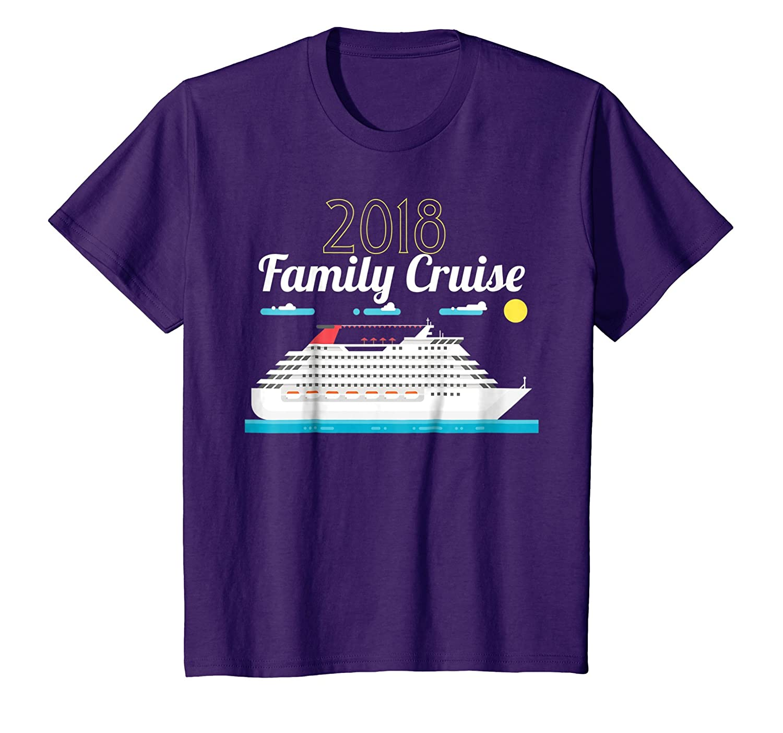 2018 Family Cruise T Shirt   Cruise Vacation-Awarplus
