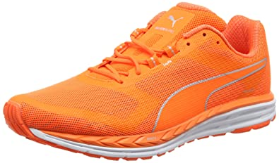 f97747e57fce29 PUMA Speed 500 Ignite Nightcat Men s Running Shoes - 8 - Orange