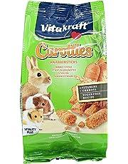 Vitakraft - Friandises Lapins - Carotties - 50 G