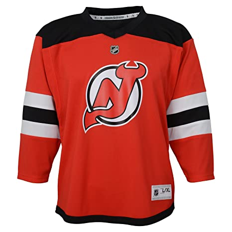 Outerstuff NHL NHL New Jersey Devils Kids   Youth Boys Replica Jersey-Home 411d6435f