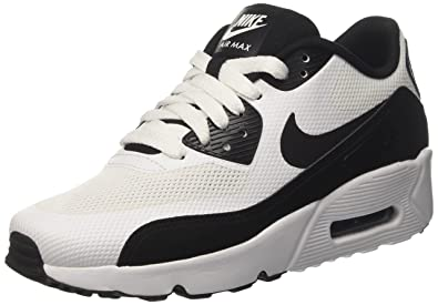 c63367e719 Amazon.com | NIKE Kids Air Max 90 Ultra 2.0 (GS) White/Black White ...