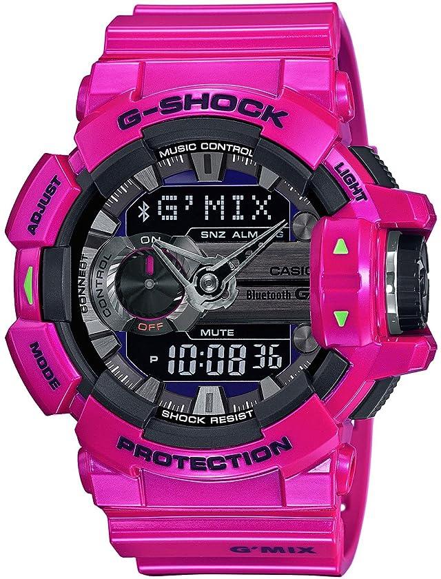 CASIO腕時計 G-SHOCK GBA-400-4C