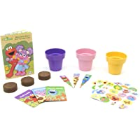 Green Toys Sesame Street Abby's Garden Children's Basic Skills Development Set