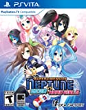 Superdimension Neptune Vs Sega Hard Girls - PlayStation Portable Standard Edition