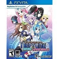 Superdimension Neptune Vs Sega Hard Girls - PlayStation Portable Standard Edition