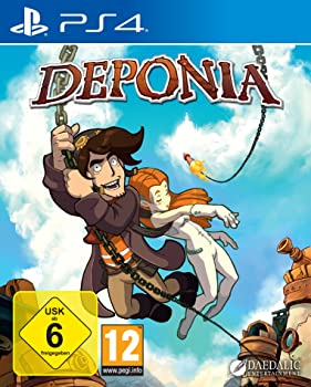 Deponia [PS4]