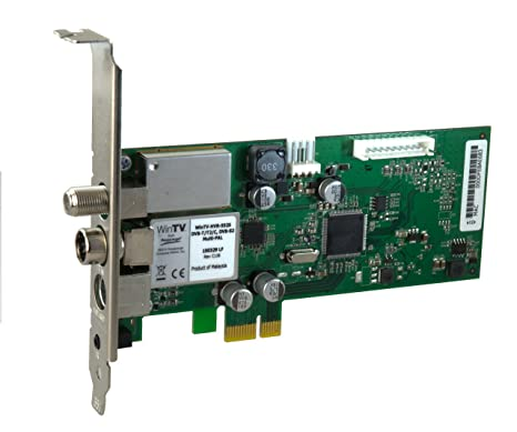 Hauppauge HVR 5525 - Tarjeta Interna de sintonización de TV (DVB-T, Radio FM, PCI Express)