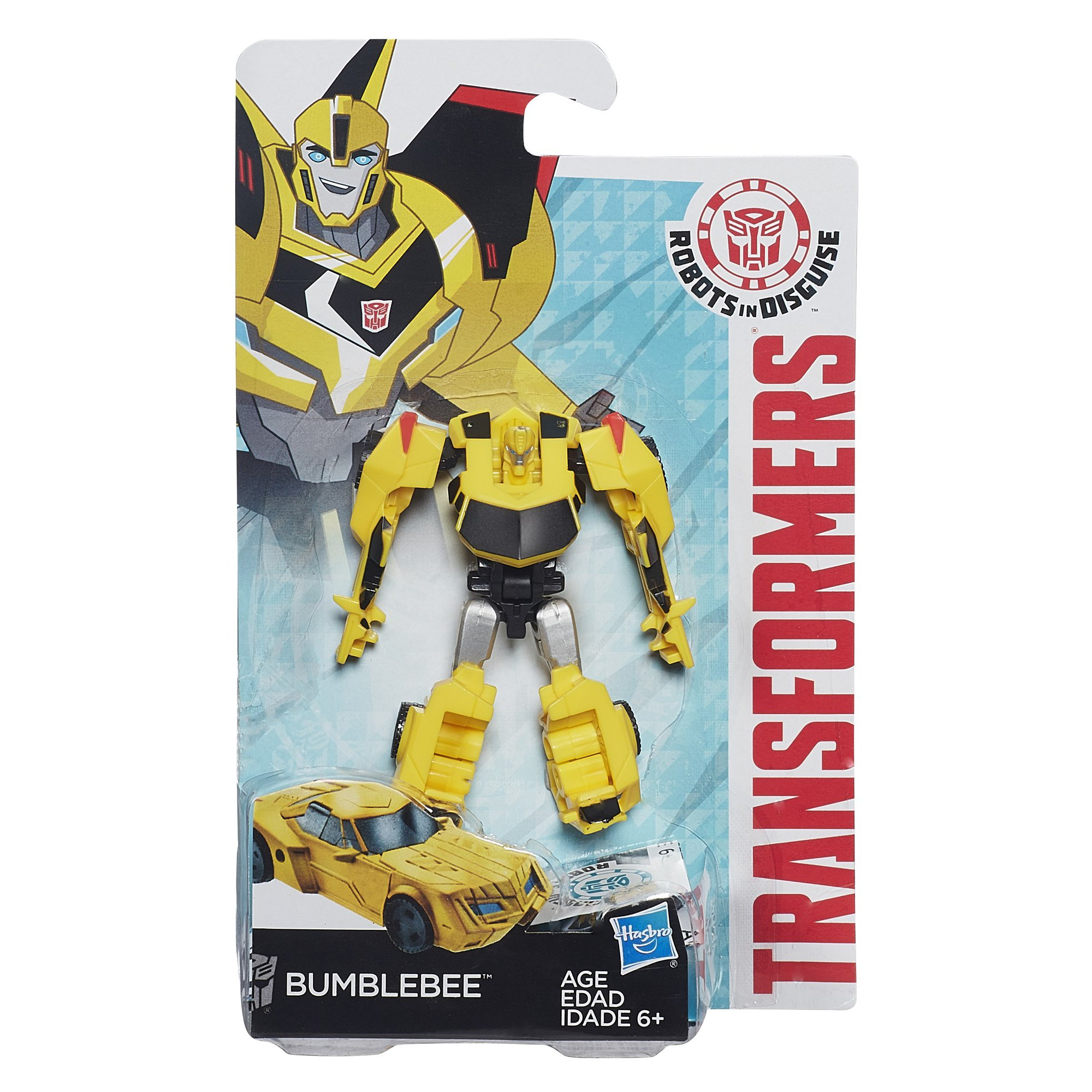 Transformers Robots in Disguise Legion Class Bumblebee Figure by Transformers (Image #2)