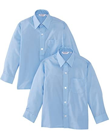 c62a18fb6e011 Trutex 2PK LS Non Iron Shirt - Camisa para niños