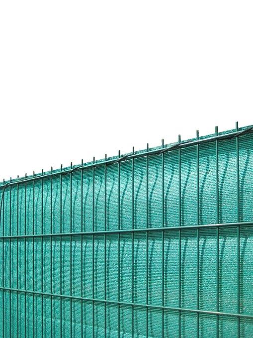 Zaun sichtschutz grün