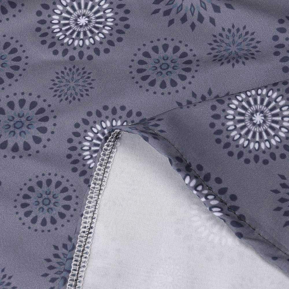 XL, White Blouse for Women Long Sleeve Kimloog Women Plus Size Print Long Sleeve Polka Dot Button Blouse Pullover Tops Shirt