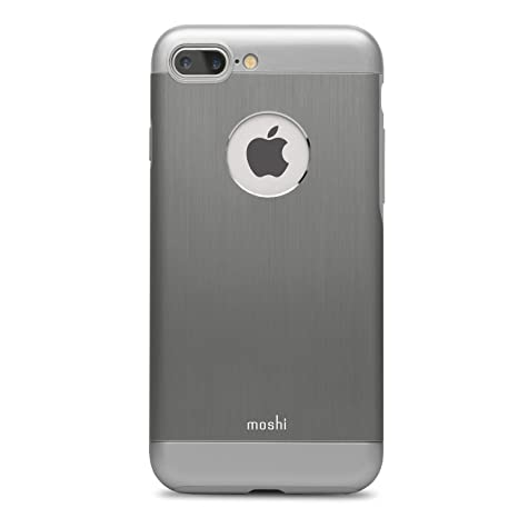 sports shoes c1d44 ac437 Moshi Armour iPhone 7 Plus Case - Gray