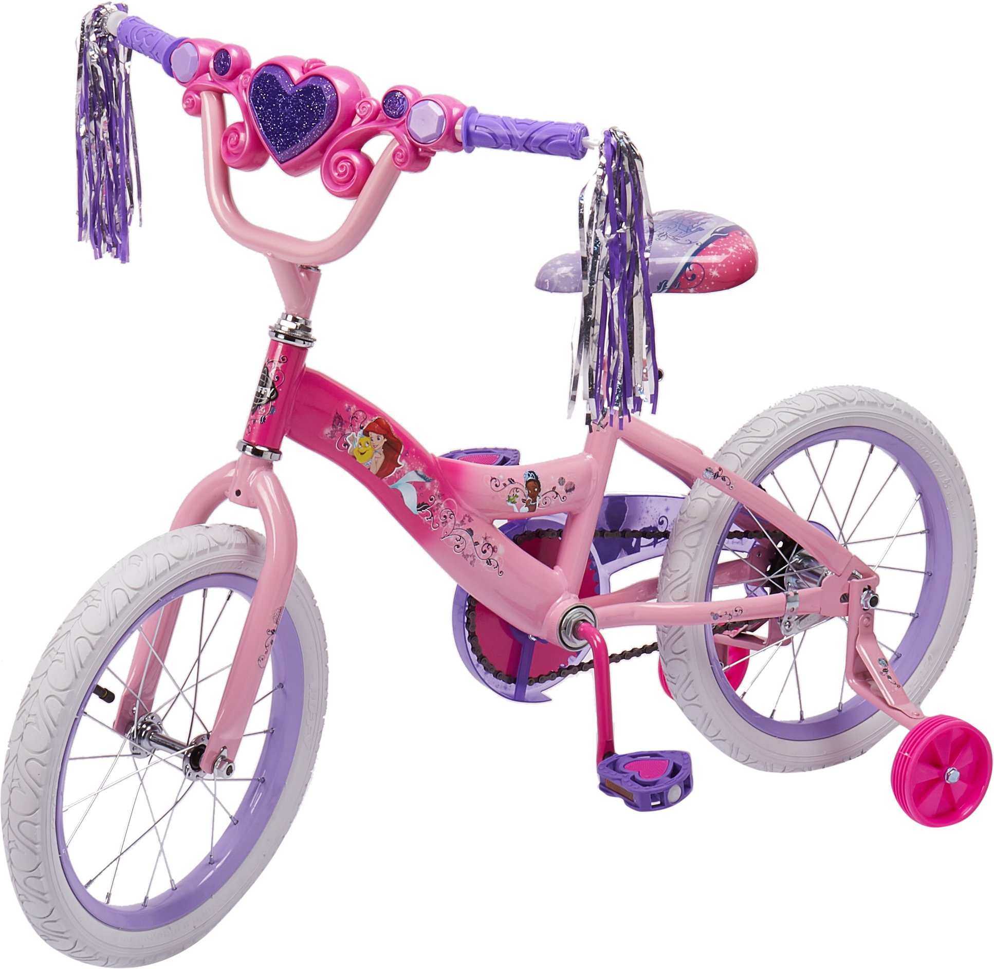 16'' Disney Princess Girls' Bike by Huffy by Huffy