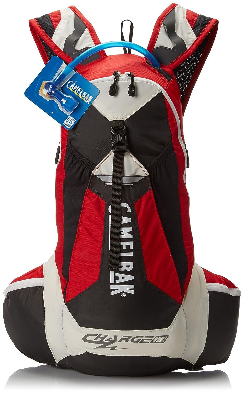 CamelBak Charge - Mochila de hidratación (10 L) rojo rosso Talla:talla única: Amazon.es: Deportes y aire libre