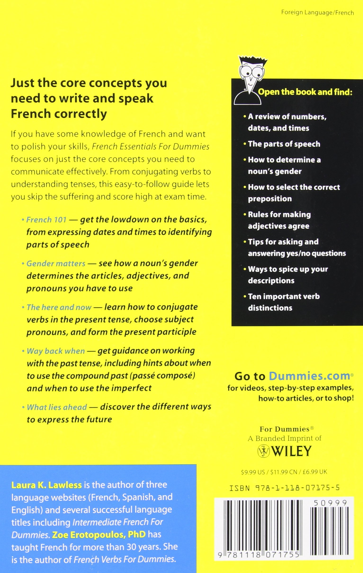 Buy French Essentials For Dummies Book Online At Low Prices In India