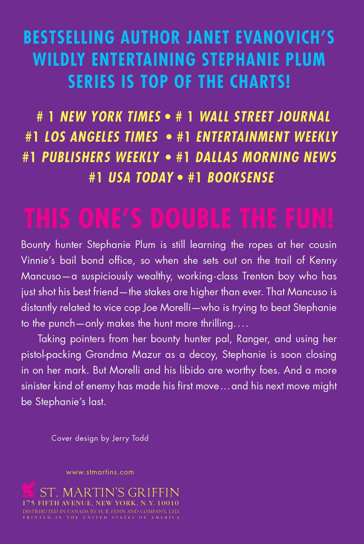Two For The Dough (stephanie Plum Novels): Janet Evanovich: 9780312675066:  Amazon: Books