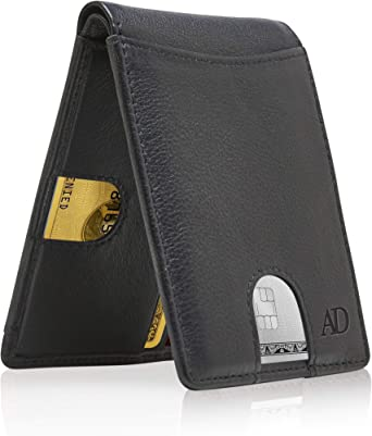 100/% GENUINE LEATHER WALLET/'S FOR MEN LUXRY HIGH QUALITY BIFOLD WALET CARD PHOTO