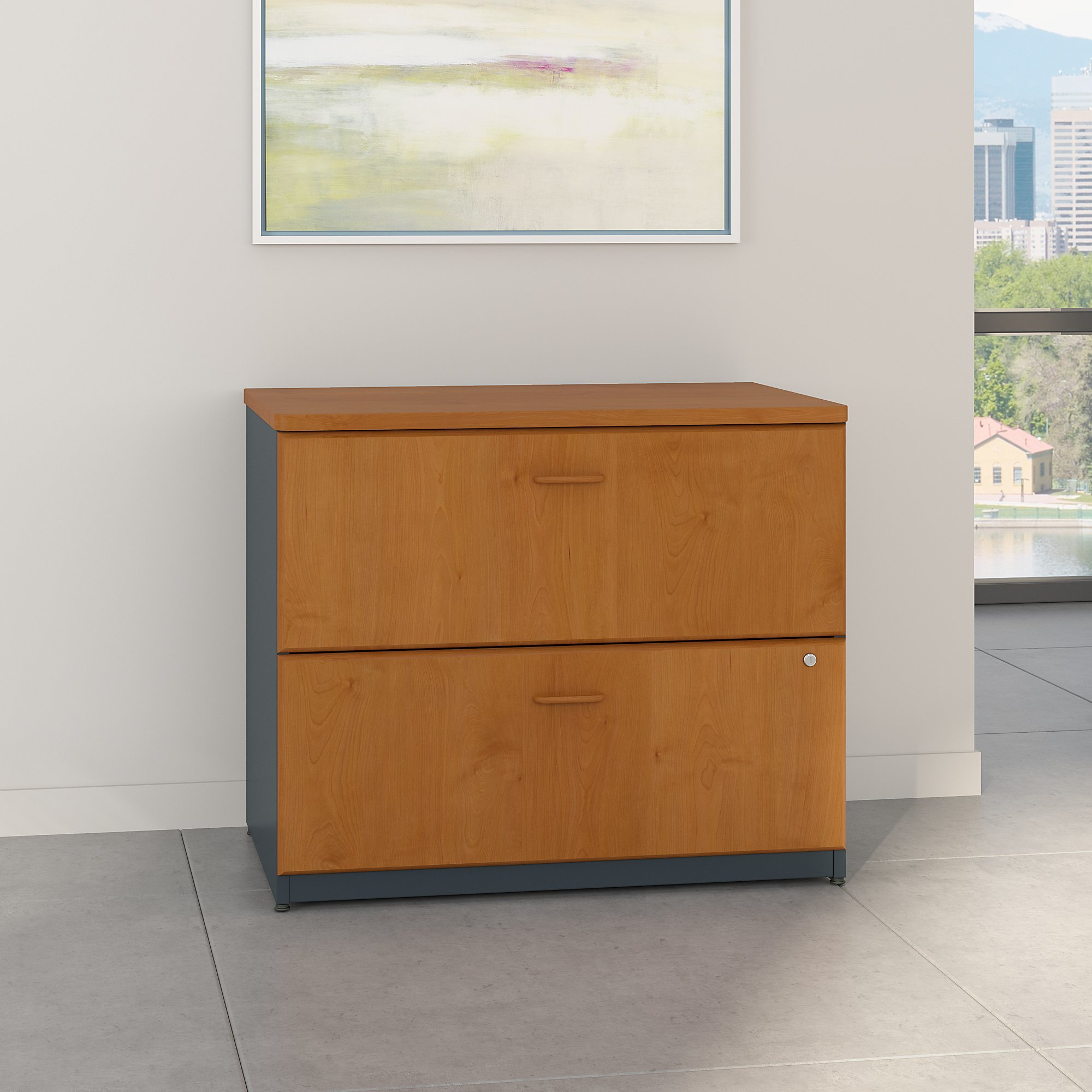 Series A 36W Lateral File Cabinet