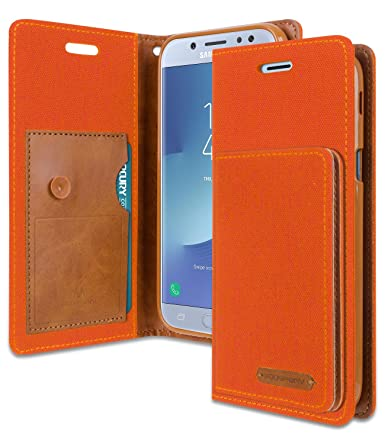 Amazon.com: Funda con tapa para Galaxy J5 2017 con 5 regalos ...