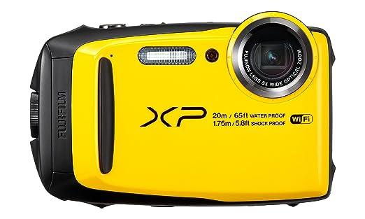 19 opinioni per Fujifilm FinePix XP120 Fotocamera Digitale, Sensore CMOS da 16MP, Zoom Ottico