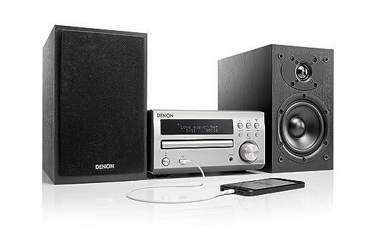9 opinioni per Denon m40bkbke2impianto compatto (CD, Sintonizzatore FM, 2x 30Watt, USB) Nero