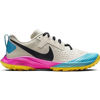 2bcf05928c3 Nike Air Zoom Terra Kiger 5 Women s Running Shoe LT Orewood BRN Black-Pink