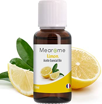 Aceite Esencial De Limón Puro 30 Ml 100 Natural Y Bio Para Cuidado Del Cabello Piel Tonico Facial Masajes Aromaterapia Combate Nauseas Anticaspa Ideal Para Humidificador Ultrasónico Amazon Es Belleza