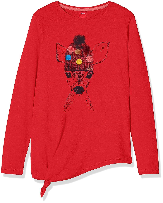 s.Oliver Girls Longsleeve T-Shirt