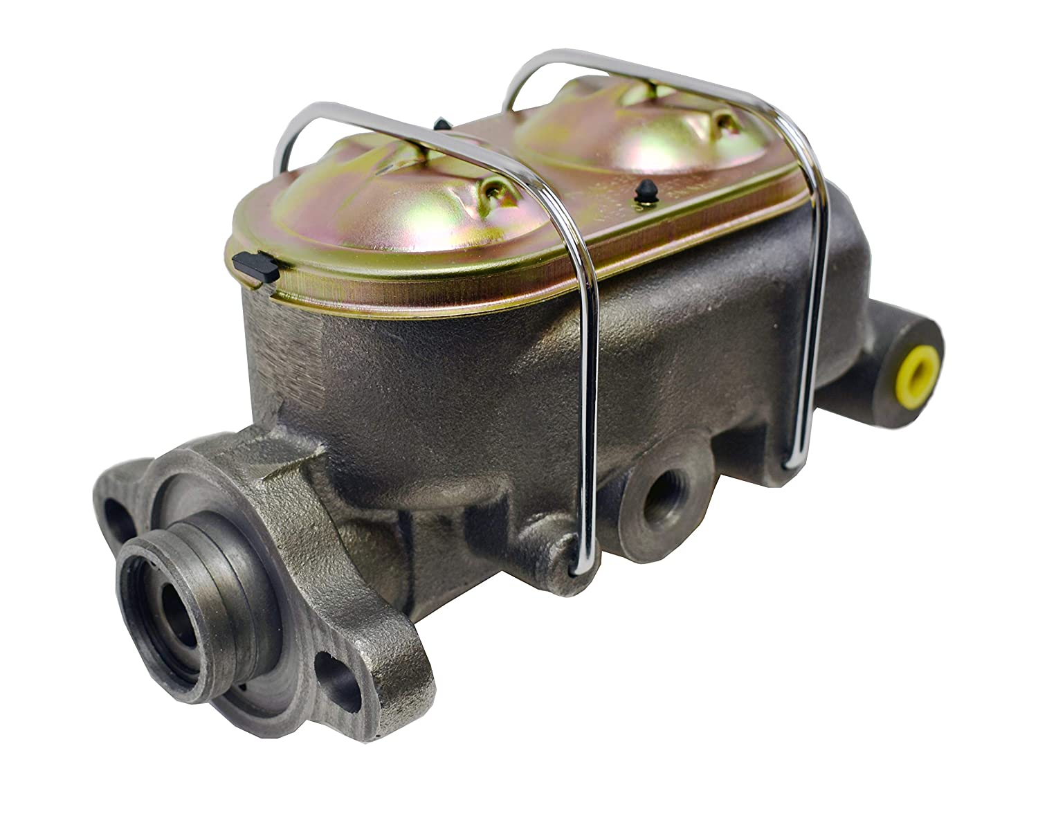 GM Universal Style//Corvette Style 1-1//8 Bore A-Team Performance Universal Cast Iron Master Cylinder