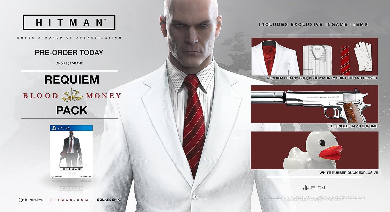 Hitman - Collectors Edition: Amazon.es: Videojuegos