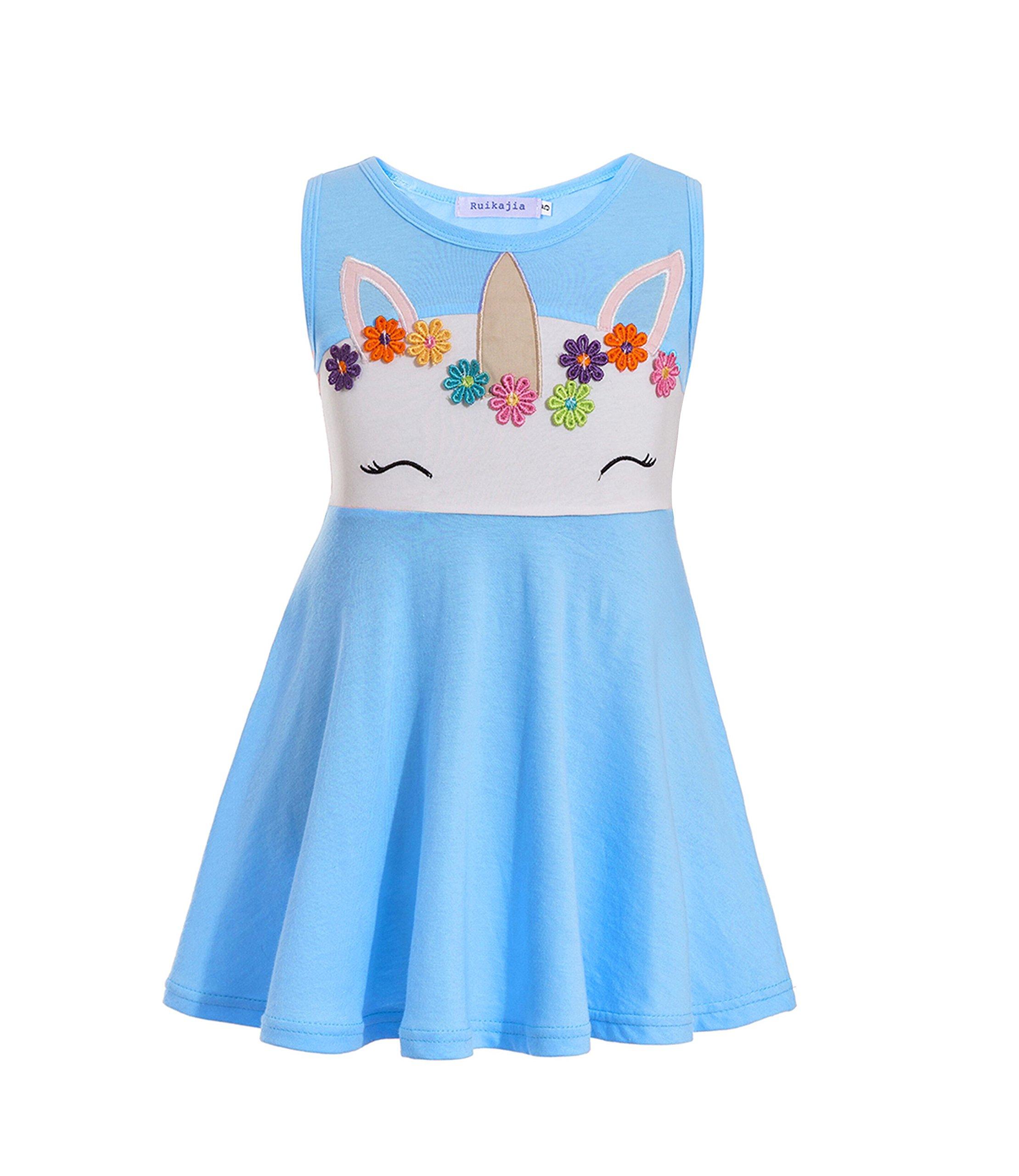 Sweet Puppy Love Princess Pony Tutu Dress Little Pony Unicorn Costume for Girls Toddler Unicorn Party Rainbow Tutu Dress