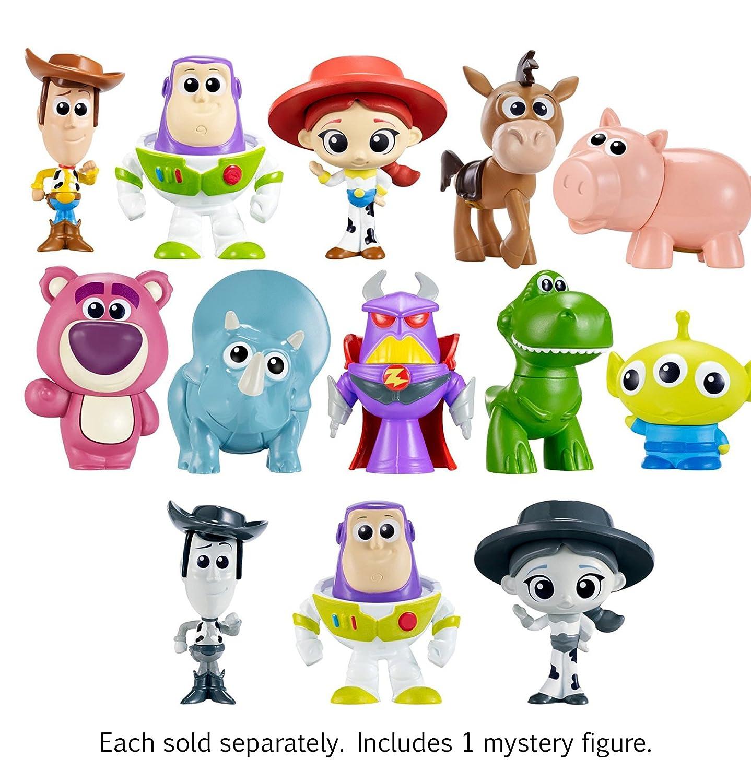 Styles May Vary Disney Pixar Toy Story 4 2 Figure Blind Pack