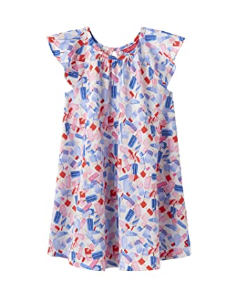 a9e9126dfc Joules Jersey Frill Sleeved Dress - Lolly Ditsy - 6 Years - 116 cm:  Amazon.co.uk: Clothing