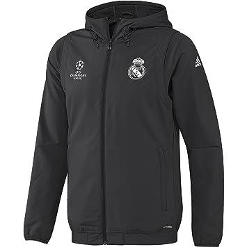 chaqueta adidas hombre real madrid
