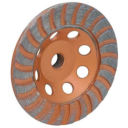 "4-1/2"" Diamond Turbo Cup Wheel Universal 5/8""-"