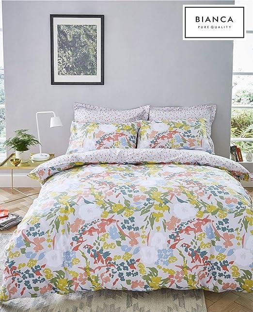 Bianca Bloomsbury - Colcha de algodón (tamaño King), diseño de ...