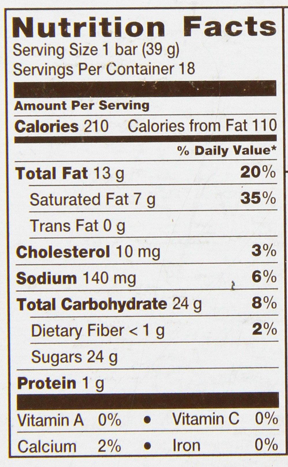 HEATH Chocolate Toffee Candy Bar, 18 Count by Heath (Image #2)