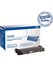 Brother TN2320 Toner Cartridge, High Yield, Black, Brother Genuine Supplies