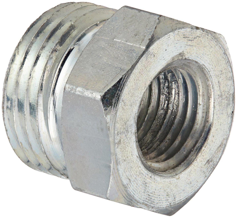 Dixon Valve GBC Plated Steel Boss Fitting 1//4 Female Thread 1//4 Female Thread Dixon Valve /& Coupling Ground Joint Spud