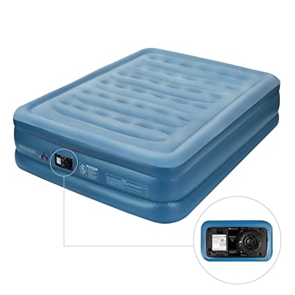 Amazon Com Marnur Air Mattress Queen Size Air Bed With Built In