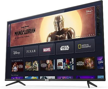 TCL 50P615 - Televisor Smart TV 4K UHD (50 Pulgadas, Android TV, Google Asistant, Alexa): Amazon.es: Electrónica