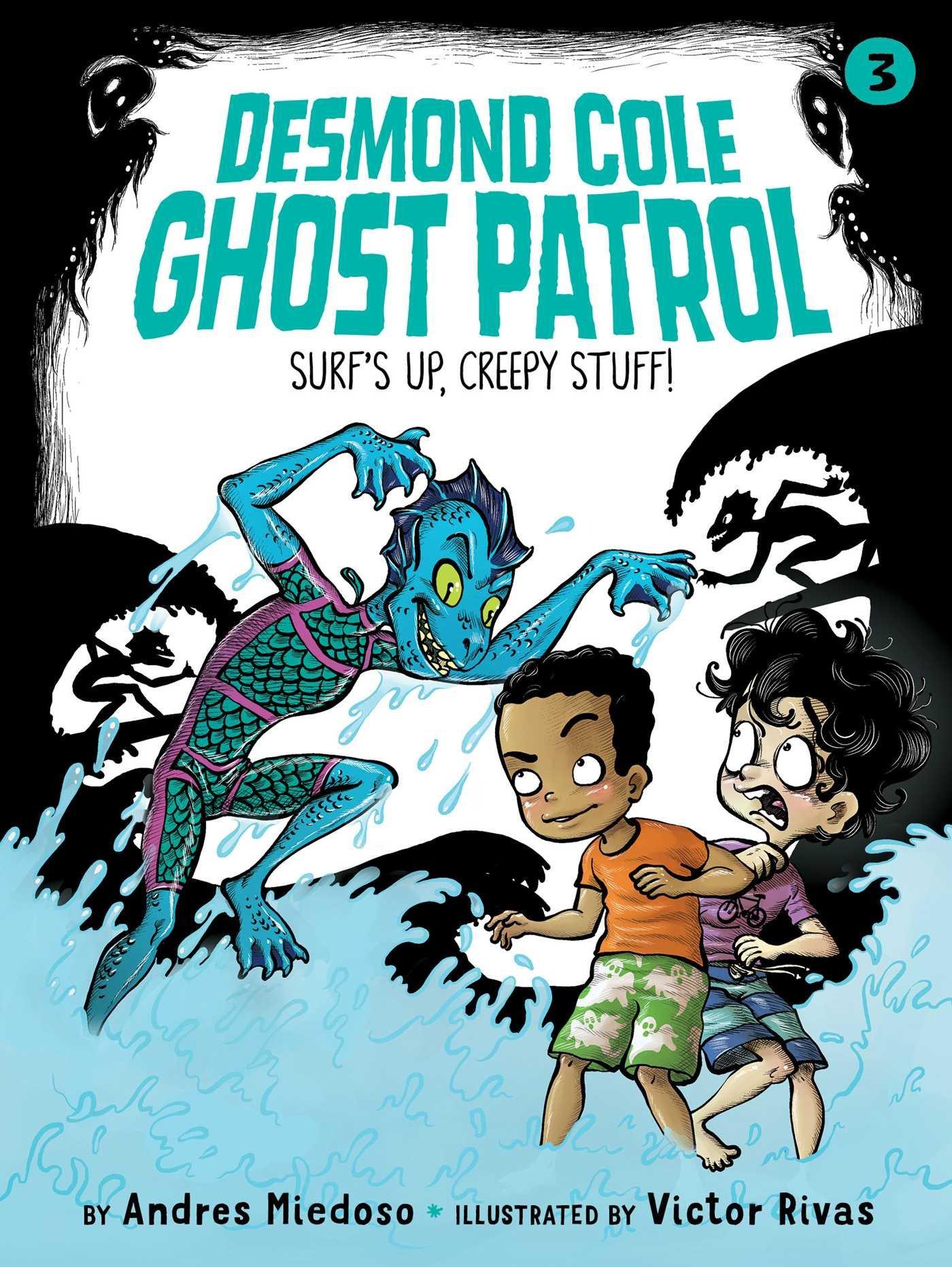 Download Surf's Up, Creepy Stuff! (Desmond Cole Ghost Patrol) PDF