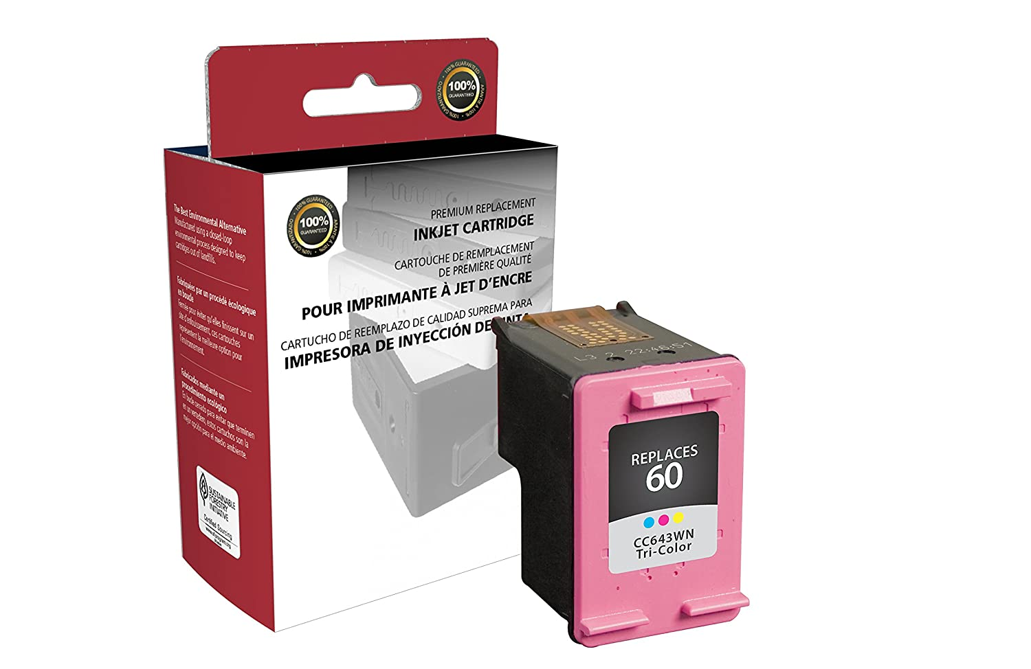Amazon.com: Inksters Remanufactured Ink Cartridge ...